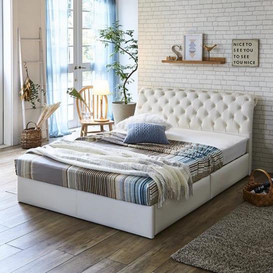 -寝室を居心地のいい空間に-心身ともに癒されるおしゃれなインテリア