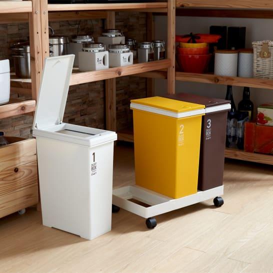 たかが「ゴミ箱」、されど「ゴミ箱」選び方の大事なポイント