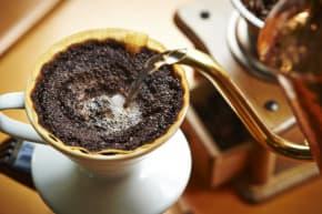 【コーヒーコラム Vol.7】さあ、コーヒーを入れましょう 3つの種類