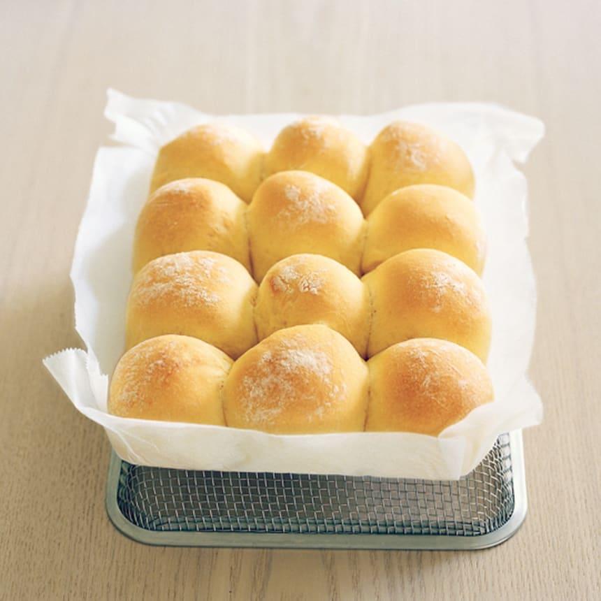 #17 ボッシュミキシングセットで作るプチパン