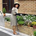 ご近所の方に「きれいネェー!」と言われるのがとてもうれしい。<br />仁科純子さん(大阪府)