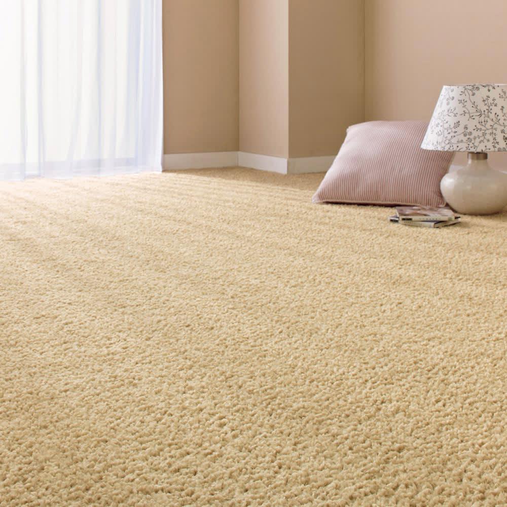 10畳 NEW消臭加工もこもこカーペット