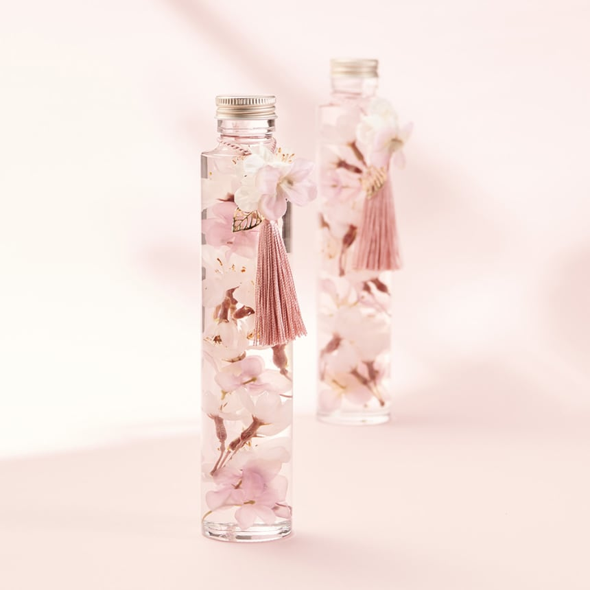 桜のハーバリウム【2個セットのみ】<br>5,500円(税込)