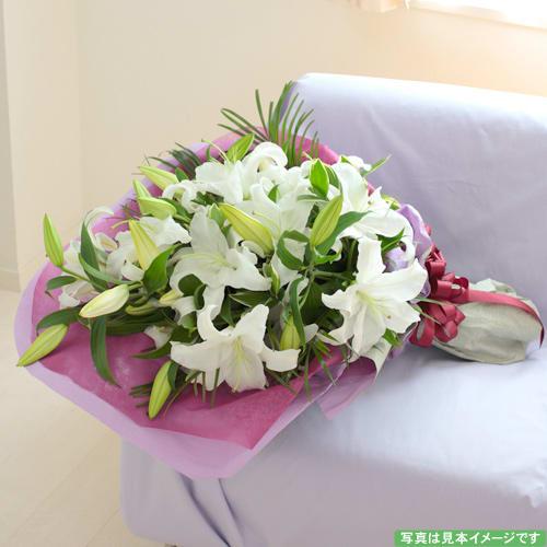 カサブランカの花束<br>11,000円(税込)
