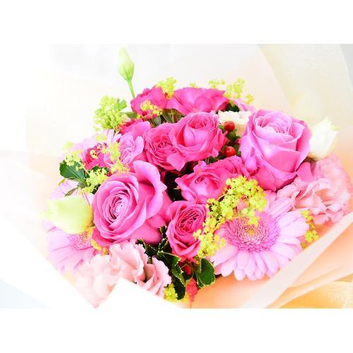 豪華なピンクを優しく包んで<br>5,500円(税込)