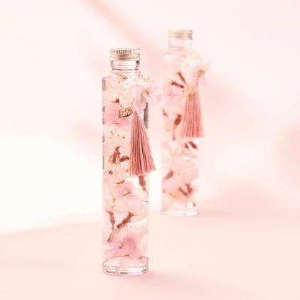 桜のハーバリウム【2個セット】<br>5,500円(税込)
