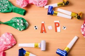 誕生日には豪華なバルーンフラワーでお祝い!