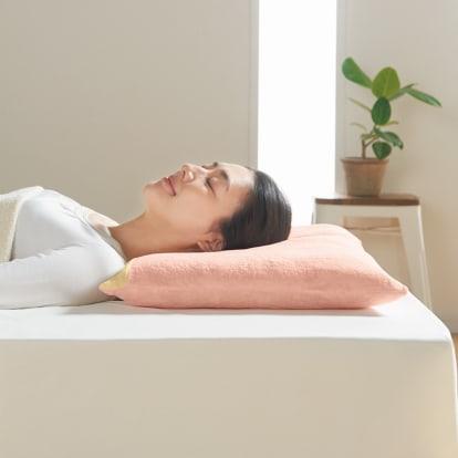 普通 新・ストレートネックのための枕 レギュラー枕カバーセット