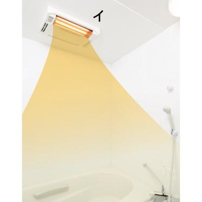 浴室換気乾燥暖房機(標準工事費込み) 浴室+脱衣所用お得セット