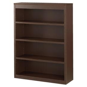 頑丈棚板がっちり書棚(頑丈本棚) ミドルタイプ 幅90cm