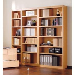 頑丈棚板がっちり書棚(頑丈本棚) ハイタイプ 幅60cm
