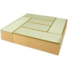 ユニット畳シリーズ お得なセット 8畳セット 幅240奥行240cm 高さ45cm