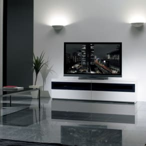 パモウナBW-180 輝く光沢のモダンリビングシリーズ テレビ台 幅180cm