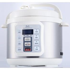 マイコン式電気圧力なべ 容量4.0L