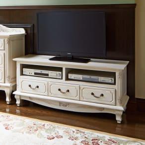 アンティーク調クラシック家具シリーズ テレビ台・幅113cm