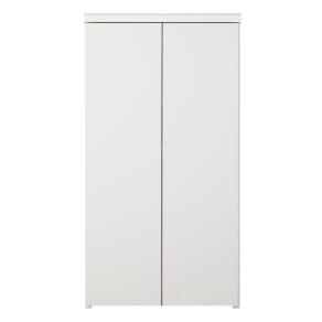組み合わせ自在の薄型人工大理石天板カウンター 扉タイプ幅45cm