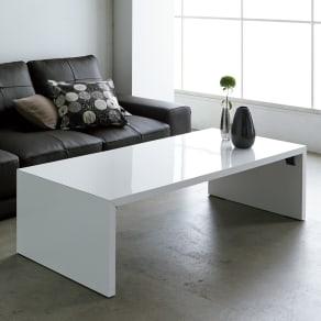 折りたたみできるスマートスタイルテーブル 120×59cm