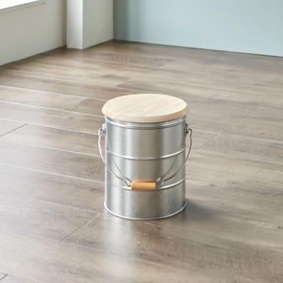 OBAKETSU/オバケツ 檜フタの米びつ 5kg用