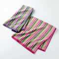 デザイナーズ・ギルドトイレタリー/マット〈トゥリパーニ〉タオル同色2枚セット(約34cm×80cm)