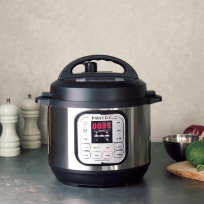 【特典付き】電気圧力鍋インスタントポット ドゥオミニ2.8L