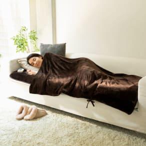新らく寝ぼう(ホットカーペット&毛布) 電磁波カットタイプ