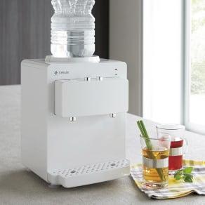 ペットボトル式冷温ウォ-ターサーバー