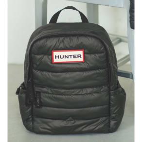HUNTER/ハンター キルティングバックパック