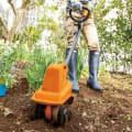 家庭菜園におすすめ!コンパクト耕耘機