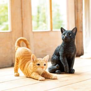 ネコのオーナメント のびネコ
