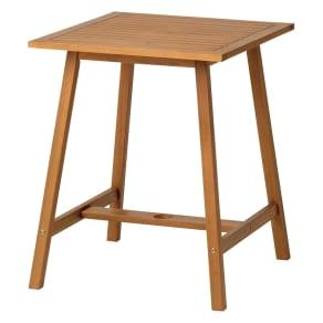 ユーカリテーブル&チェア ダイニングテーブル正方形