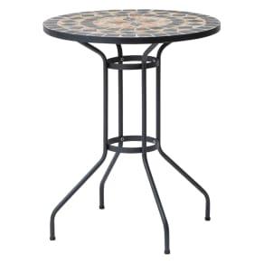 モザイクテーブル径60