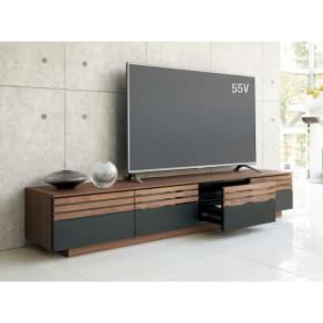 AlusStyle/アルススタイル  リビングシリーズ テレビ台 幅200.5cm