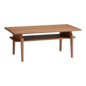 a tempo/アテンポ オーク天然木 リビングテーブル・センターテーブル 幅100cm