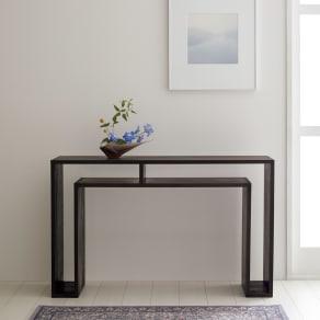 SHOJI/ショージ オケージョナルテーブル 幅116cm高さ72cm リビングテーブル/サイドテーブル[abode・アボード/デザイン:ウー・バホリヨディン]