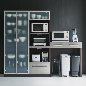 SmartII スマート2 ステンレスシリーズキッチン収納 ステンレスレンジボード 幅60cm