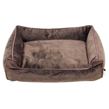 防水仕様のペット用ベッド S