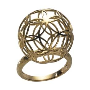 K18 毬のリング