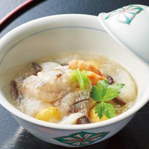 「西陣魚新」 聖護院かぶらの蕪蒸し (160g×5個)