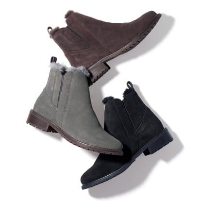 EMU/エミュー パイオニア 防水加工 サイドゴア ブーツ