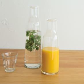 900ml(HOLMEGAARD 蓋つきのガラスのボトル)