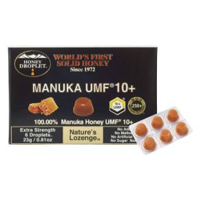 マヌカハニー ドロップレット UMF(R)10+ (6粒×3箱)