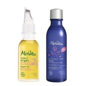 Melvita/メルヴィータ 化粧水ごくごく肌セット ローズ