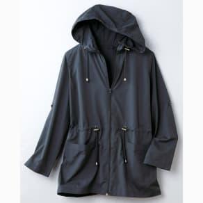 やわらか軽量フード付きジャケット
