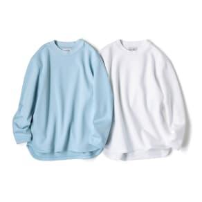 STIR/スティア ロングスリーブ スムース Tシャツ