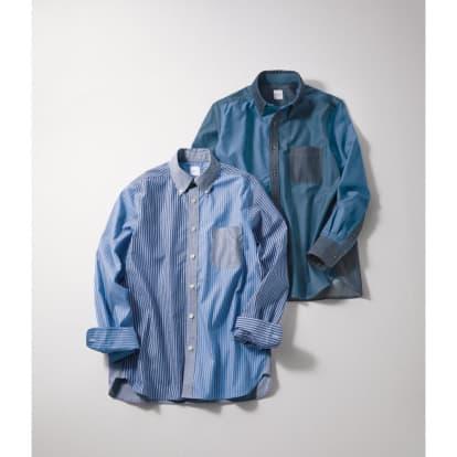 クレイジーパターンシャツ