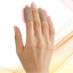 指関節まもりん内布タイプ(4個入)