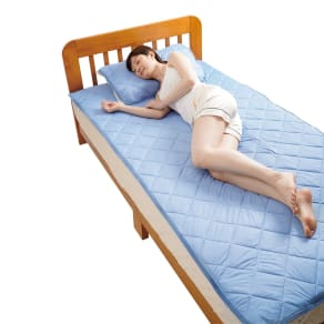 クールパッドプレミアムセット(枕パッド+敷パッド) 2セット