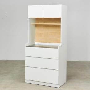 Nicco ニッコ サイレントキッチン キッチンボード 幅84cm