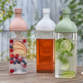 HARIO/ハリオ 冷蔵庫に横にして置ける カークボトル