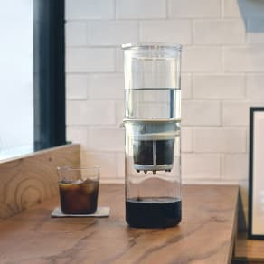 HARIO/ハリオ ウォータードリッパー・ドロップ 水だしコーヒーメーカー